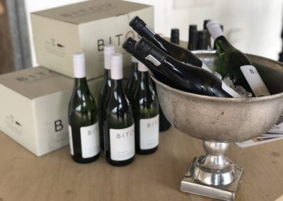 Bitou Wines. Bitou Vineyards. Wine Bottles